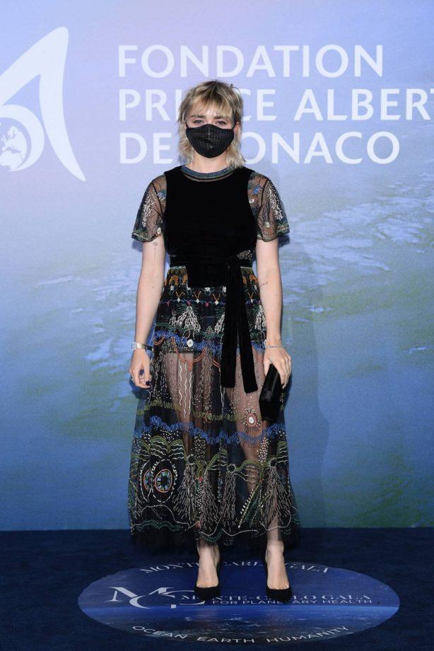 Maisie Williams - 2020 Monte-Carlo Gala For Planetary Health