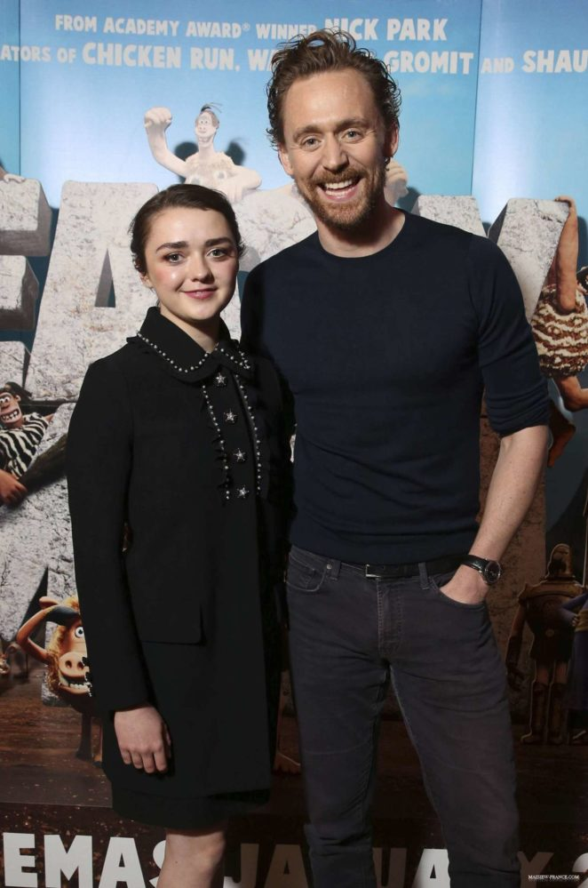 Maisie Williams - 'Early Man' Photocall in London