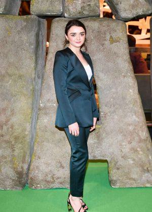 Maisie Williams - 'Early Man' Premiere in Bristol