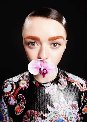 Maisie Williams - Evening Standard Photoshoot (August 2015)