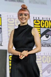 Maisie Williams - 'Game of Thrones' Panel at Comic Con San Diego 2019
