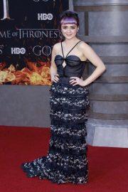 Maisie Williams - 'Game of Thrones' Season 8 Premiere in New York