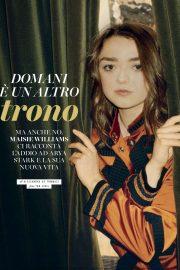 Maisie Williams - Glamour Italy Magazine (November 2019)