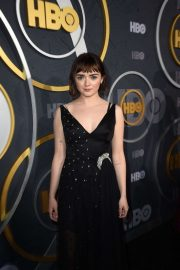 Maisie Williams - HBO Primetime Emmy Awards Afterparty in Los Angeles