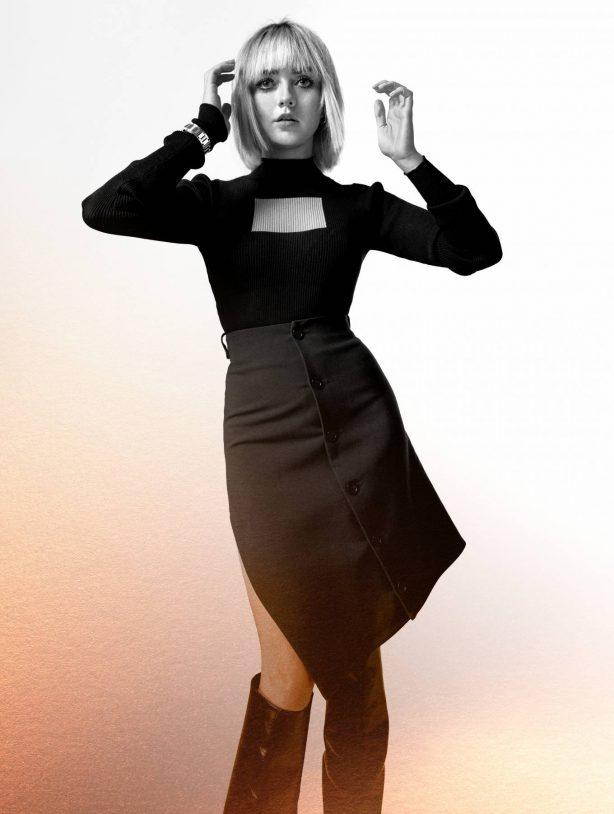 Maisie Williams - L'Officiel Magazine USA - Fall 2020