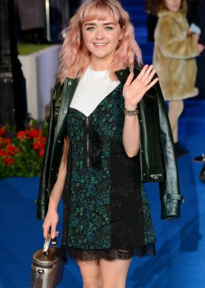 Maisie Williams - 'Mary Poppins Returns' Premiere in London