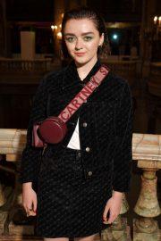 Maisie Williams - Stella McCartney Fashion Show SS 2020 at Paris Fashion Week