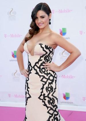 Maite Perroni - 2015 Premios Lo Nuestros Awards in Miami