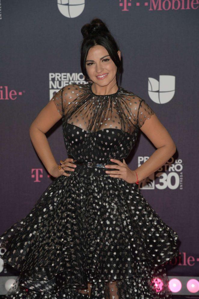 Maite Perroni - 2018 Premio Lo Nuestro Awards in Miami