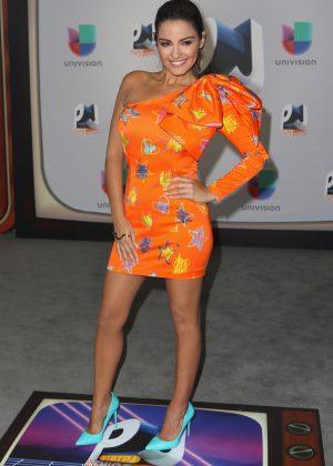 Maite Perrroni - Univision's Premios Juventud in Miami