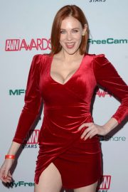 Maitland Ward - 2019 Adult Video News Awards Nominations in Hollywood