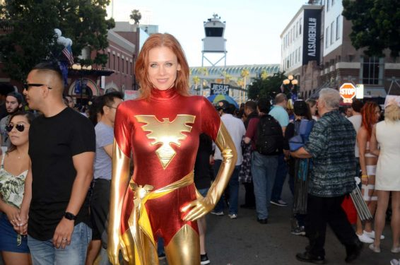 Maitland Ward 2019 : Maitland Ward at San Diego Comic Con 2019-30