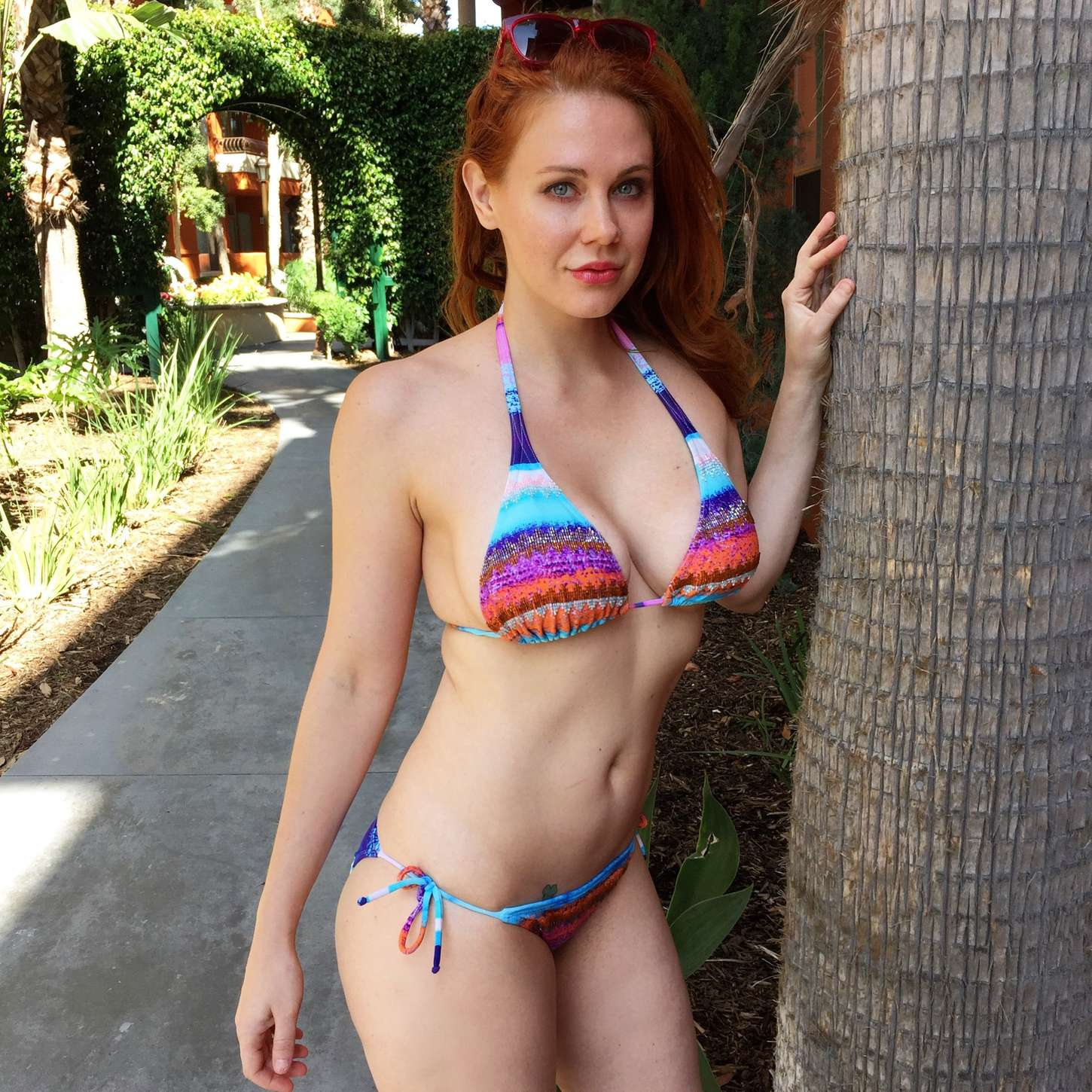 Leaked Maitland Ward naked (85 foto and video), Tits, Cleavage, Boobs, see through 2006