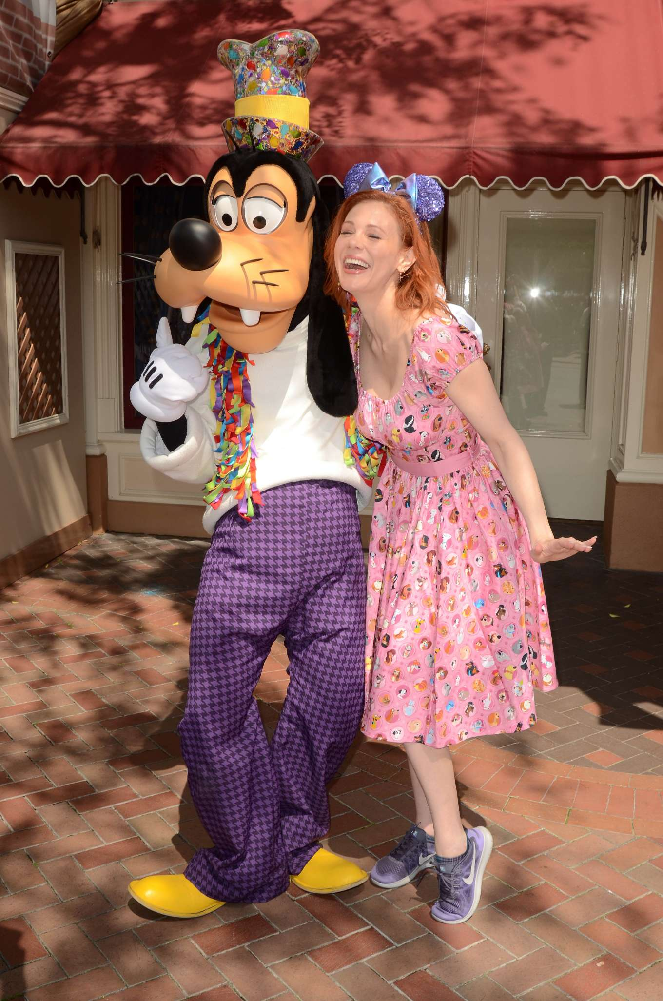 Maitland Ward: Celebrating International Star Wars Day at Disneyland -17