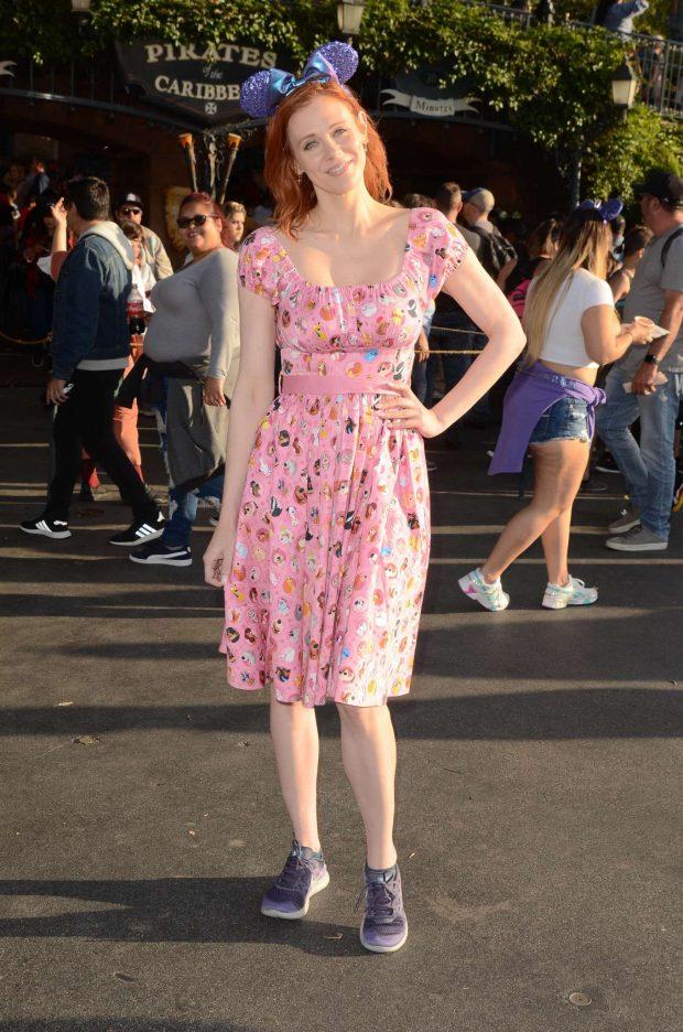 Maitland Ward 2019 : Maitland Ward: Celebrating International Star Wars Day at Disneyland -18