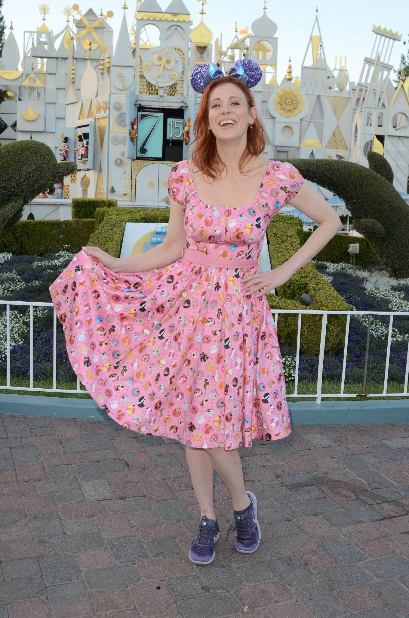 Maitland Ward 2019 : Maitland Ward: Celebrating International Star Wars Day at Disneyland -20