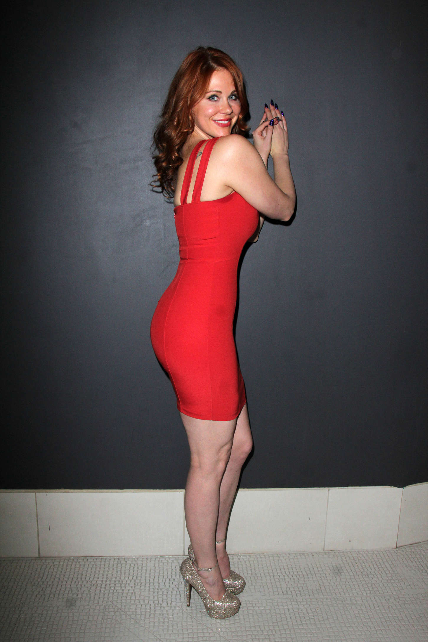 Tight Red Dress | Dress images