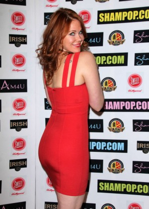 Maitland Ward - 'Celebrity Selfies' art exhibit by Sham Ibrahim in Hollywood