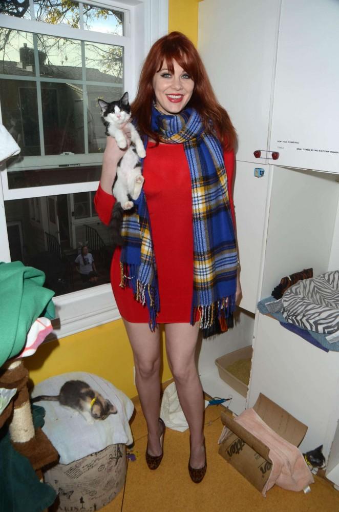 Maitland Ward: Kitty Bungalow Hosts Holiday Soup Kitchen ...