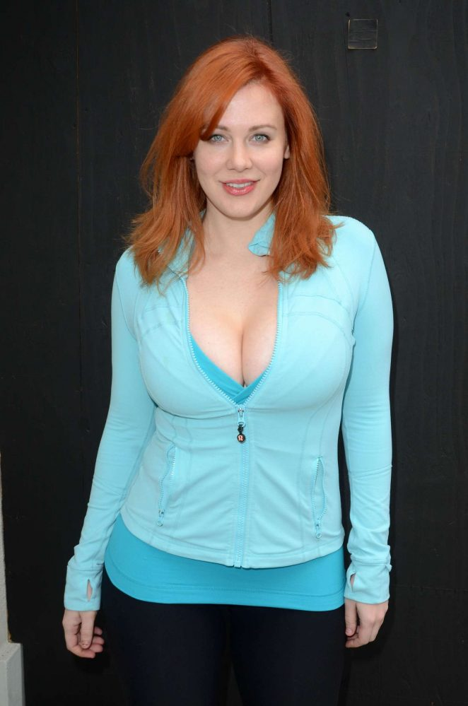 Maitland Ward out in Beverly Hills -02 - GotCeleb