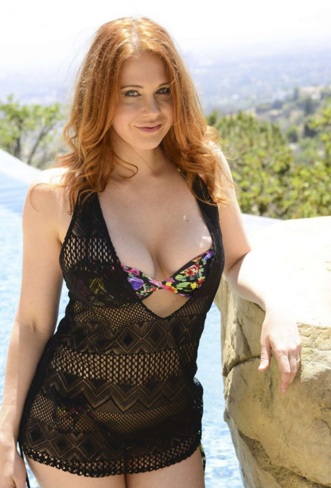 Maitland Ward – Portraits at Celebrities Visit The SAP in LA