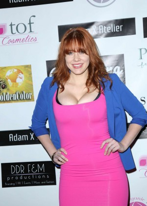 Maitland Ward - Reel Haute In Hollywood International Couture Fashion Show in Beverly Hills