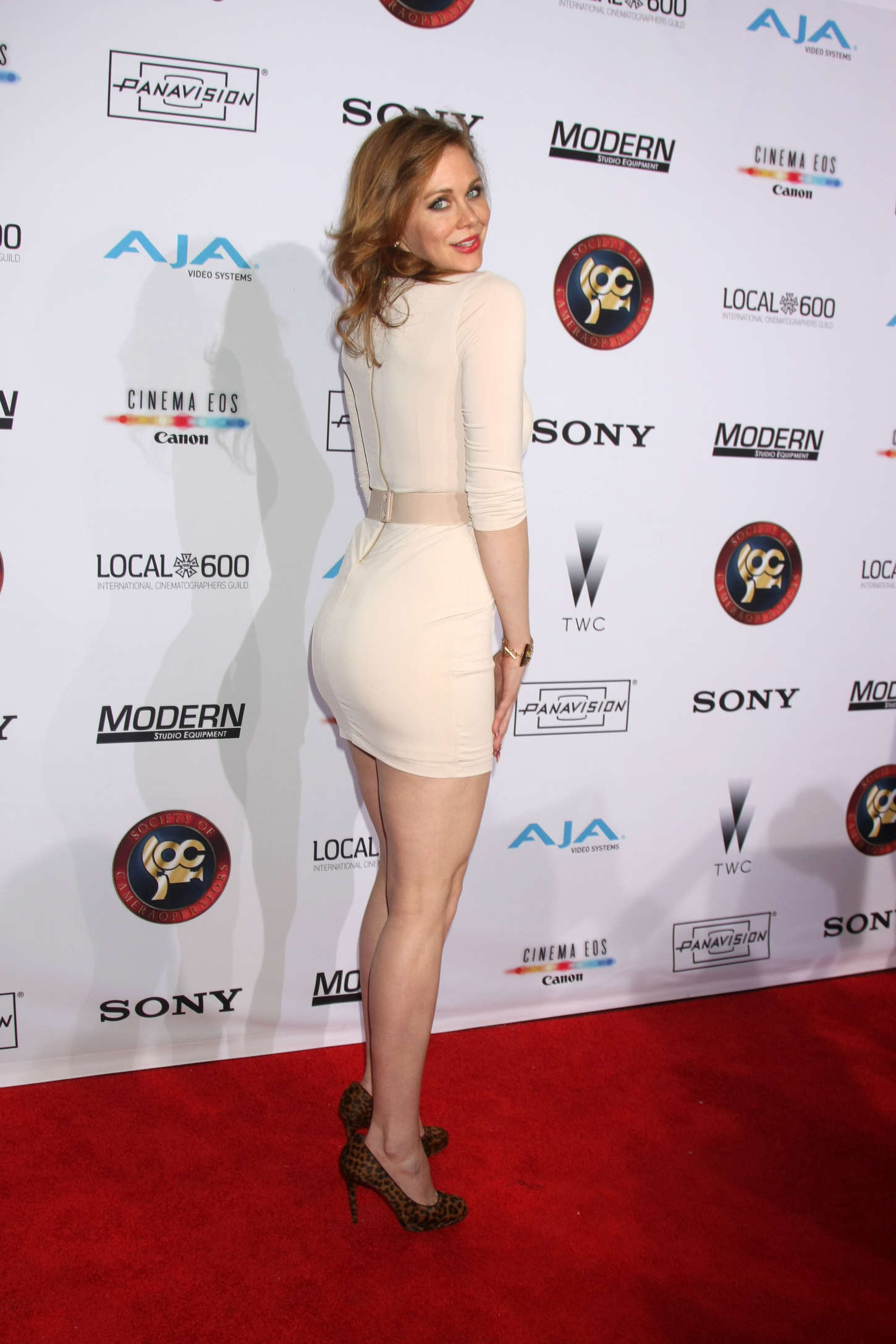 Maitland Ward 2015 : Maitland Ward: Society Of Camera Operators Lifetime Achievement Awards -01