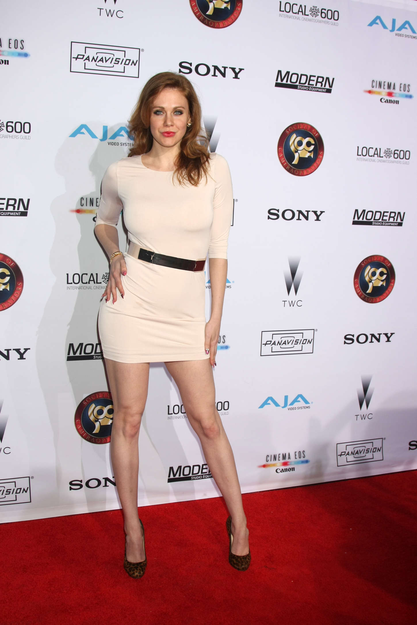 Maitland Ward 2015 : Maitland Ward: Society Of Camera Operators Lifetime Achievement Awards -05