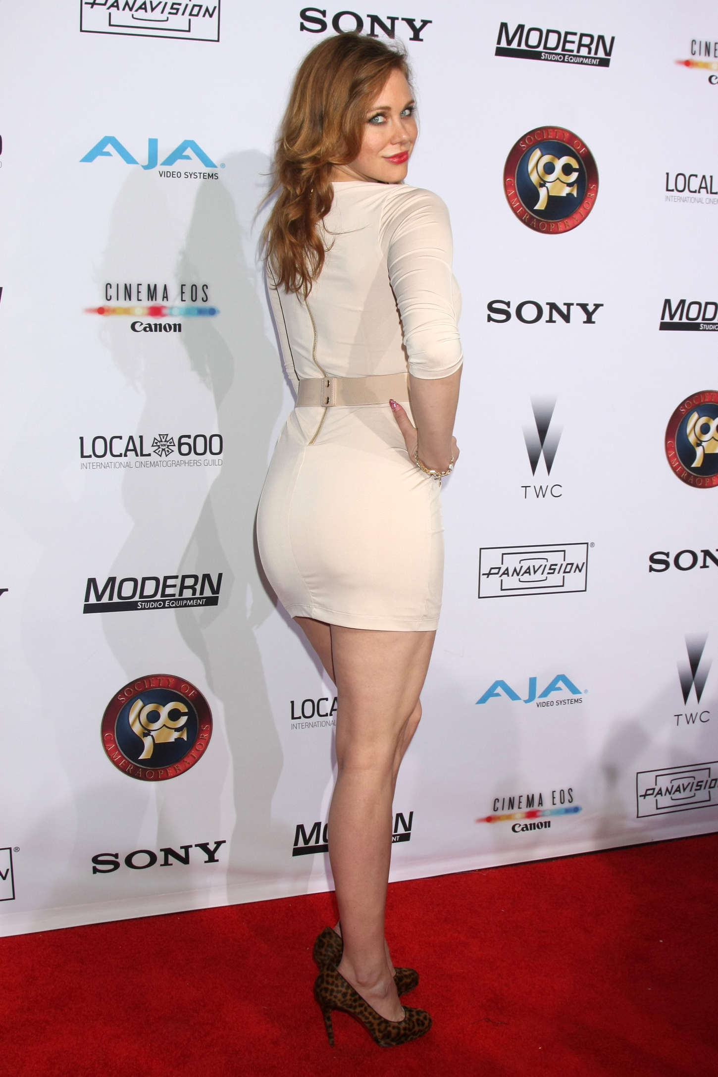 Maitland Ward - Society Of Camera Operators Lifetime Achievement Awards in Hollywood