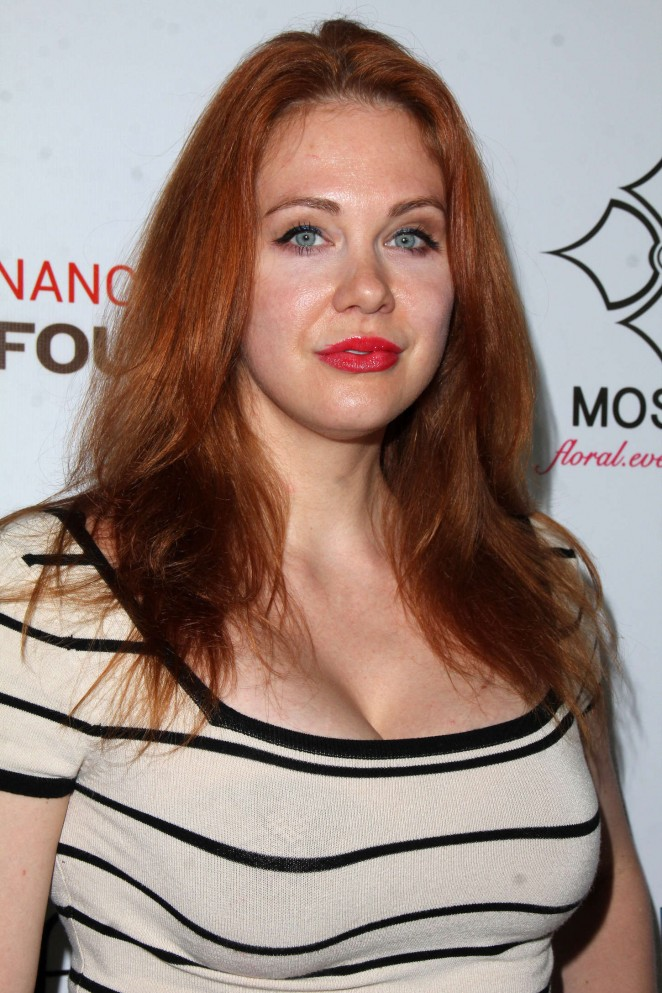 Maitland Ward – Viva Glam Magazine Celebrity Issue Party in Los Angeles