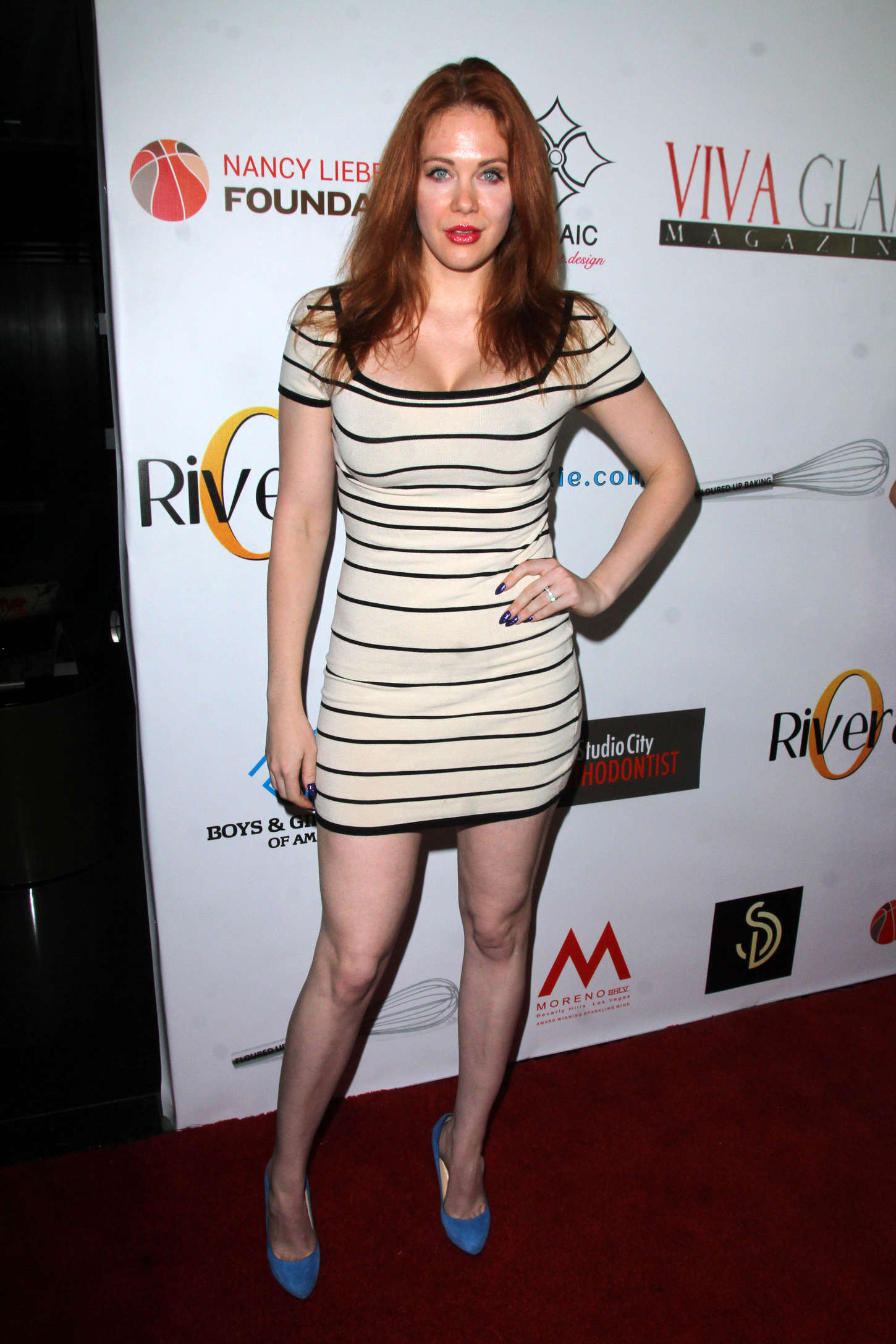 Maitland Ward 2015 : Maitland Ward: Viva Glam Magazine Celebrity Issue Party -10