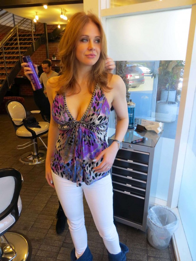 Maitland Ward – Yuka Style in Beverly Hills