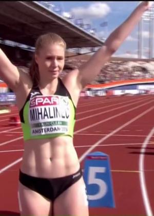 Maja Mihalinec - Euro Athletics Champs 2016 in Amsterdam