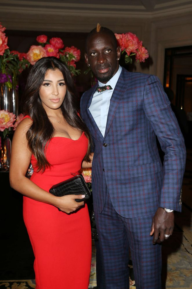 Majda Sakho - 7th edition of the Global Gift Gala Dinner in Paris