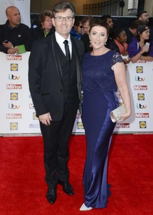 Majella O'Donnell - 2015 Pride of Britain Awards in London