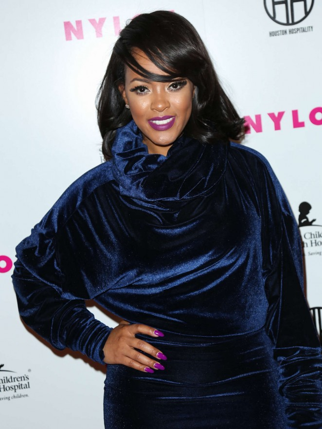 Malaysia Pargo - NYLON Magazine's Muses And Music Party in LA