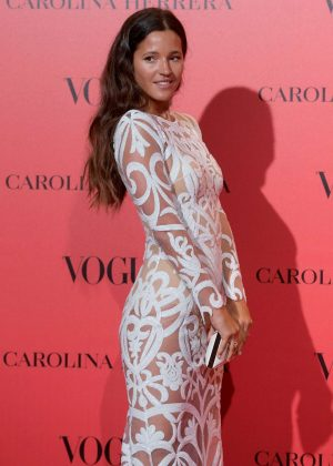 Malena Costa - VOGUE Spain 30th Anniversary Party in Madrid