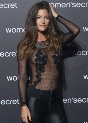 Malena Costa - Women'Secret Photocall in Madrid