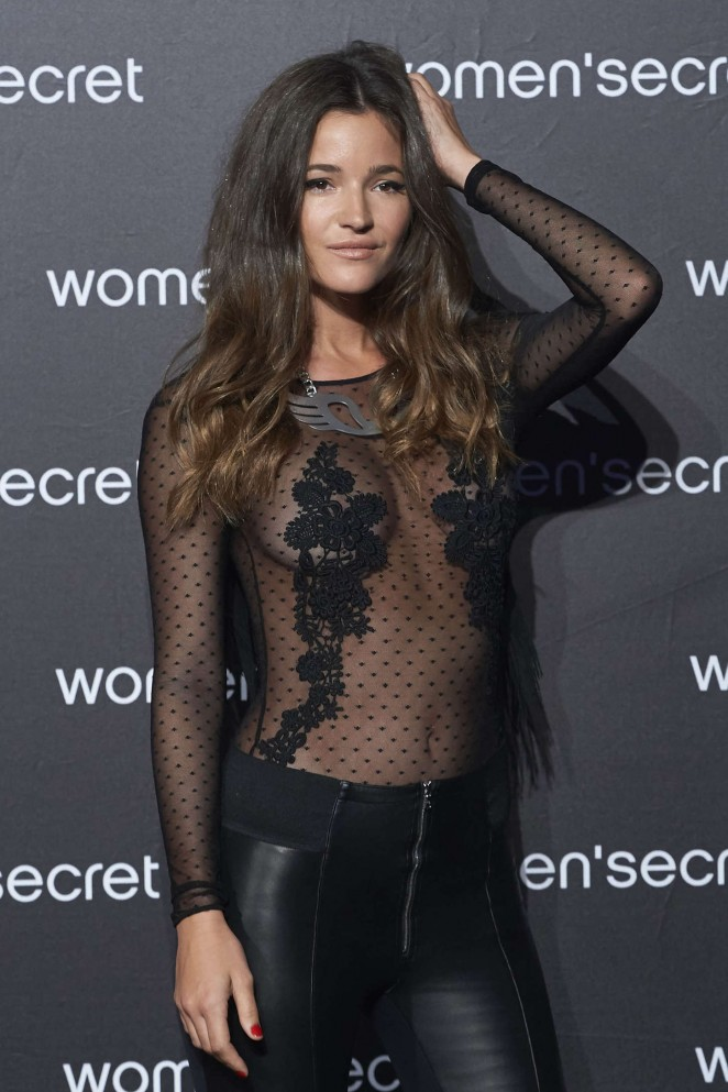 Malena Costa – Women'Secret Photocall in Madrid