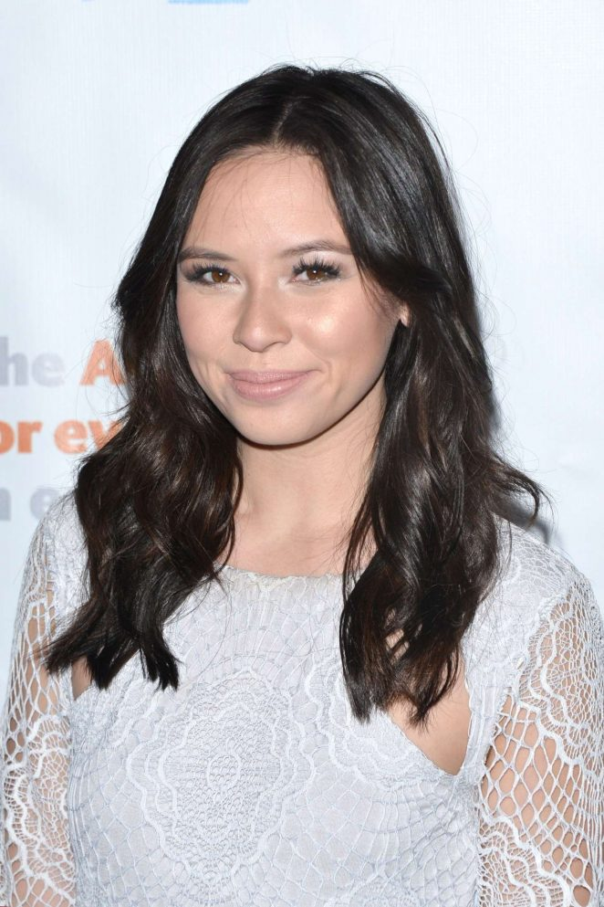 Malese Jow - Looking Ahead Awards 2016 in Los Angeles