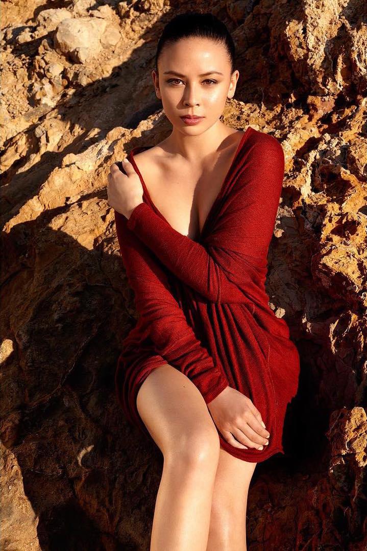 Malese Jow - Melis + Dainon Photoshoot (November 2015