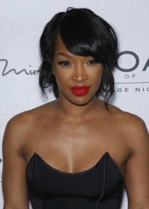 Malika Haqq - 1 Oak Nightclub Inside The Mirage Hosts Extravagant Birthday Bash in Las Vegas
