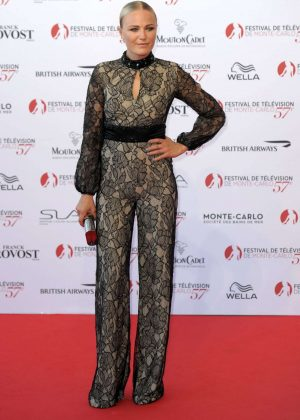 Malin Akerman - 57th Monte-Carlo Television Oopening Ceremony
