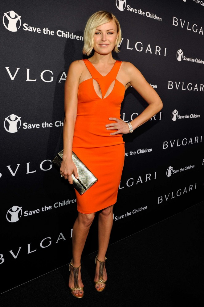 Malin Akerman - BVLGARI Save The Children STOP THINK GIVE Pre-Oscar Event in Beverly