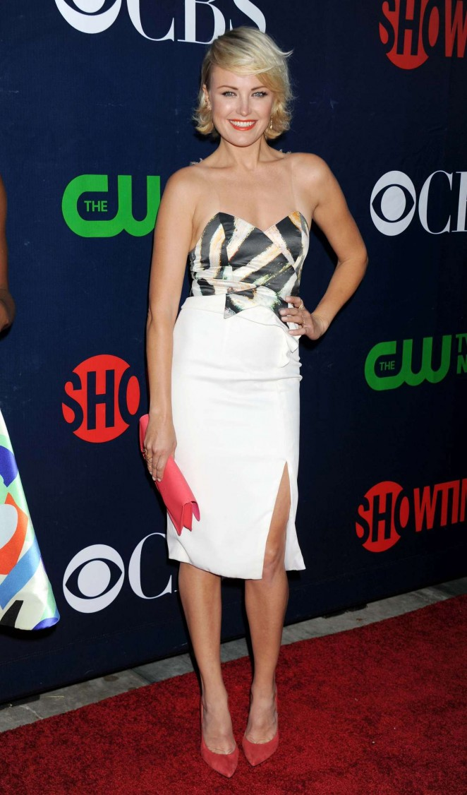 Malin Akerman - CBS, CW and Showtime TCA Summer Press Tour Party 2015 in LA