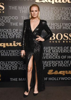 Malin Akerman  - Esquire celebrates March cover star James Corden with Hugo Boss in LA