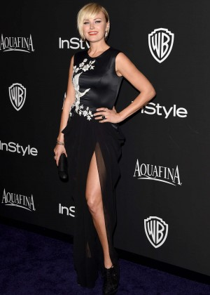 Malin Akerman - InStyle And Warner Bros Golden Globes Party 2015 in Beverly Hills