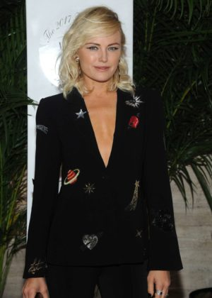 Malin Akerman - International Best-Dressed List in New York