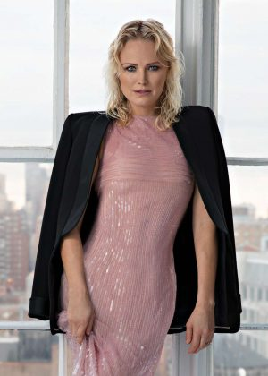 Malin Akerman - Modern Luxury Michigan Avenue (March/April 2018)