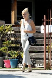 Malin Akerman - Out and about in Los Angeles